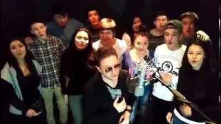 Смотреть клип Brandon Stone & Friends - Здравствуй, Новый Год