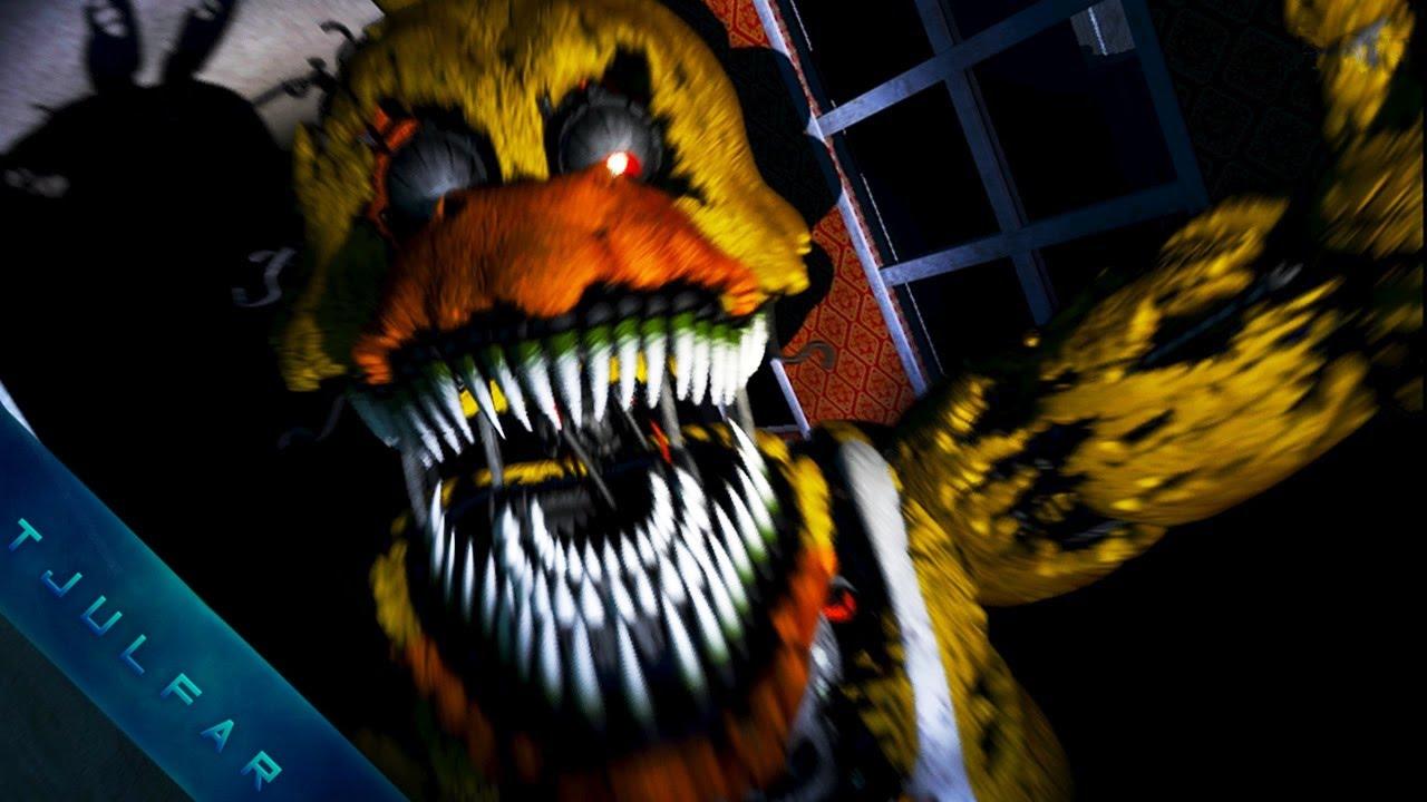 Warnung 220 Belste Jumpscares Five Nights At Freddy S 4