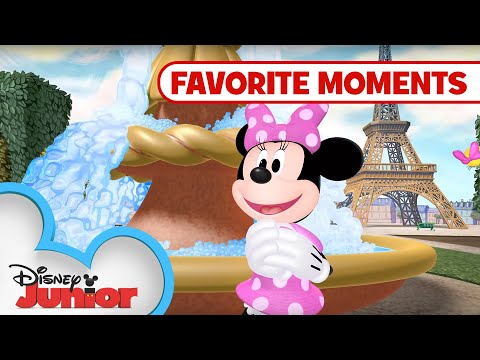 Bow-Toons Compilation! Part 5 | Minnie's Bow-Toons | Disney Junior