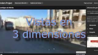 Paseo virtual por las maravillas del mundo
