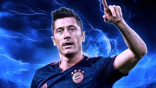 Why Robert Lewandowski Is Having The Most Underrated Season In Europe! | #UCLReview