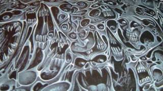 Morbid Angel - Invocation/Chapel of Ghouls (demo)
