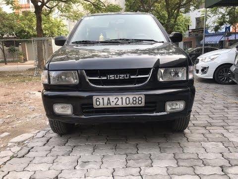 Bán Isuzu Hilander 2004 Máy Dầu 7 Chỗ,xe đẹp Quá,HẢI DƯƠNG SÀI GÒN,giá ,dtzlo 0938586307 ô Tô !