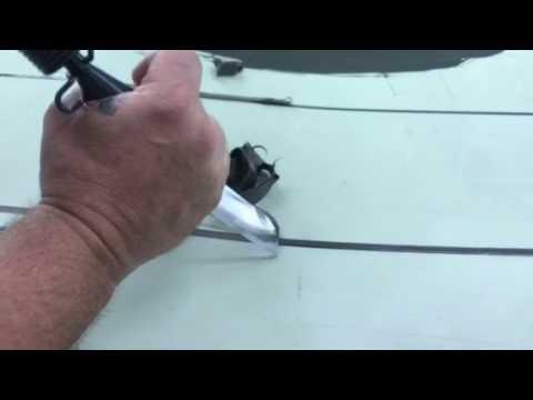 Aircraft Sealant Remover Youtube