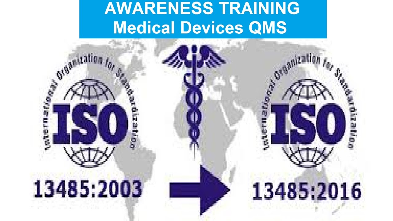 ISO 13485 - ISO 13485:2016 - AWARENESS TRAINING [ tutorial ]