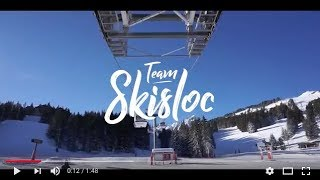 Skisloc - First Track 2017