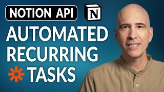 Recurring Tasks With Notion API & Zapier – Notion Life OS (PPV)