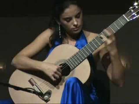 Ana Vidovic Estudio 8 Villa-Lobos