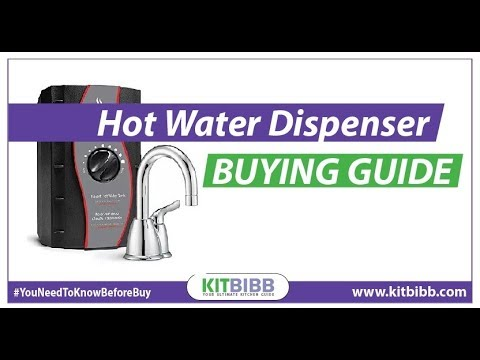 Best Hot Water Dispensers 2018 Reviews Insinkerator Hwt F1000s Tank Ing Guide