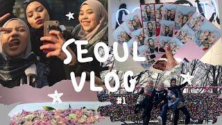 서울, South Korea Winter Trip 2017 | VLOG #1