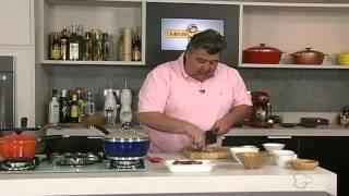 Clube do Gordinho - Risoto de Biquini e Filé Chateaubriand