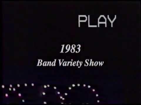 Salem Community High School Variety Show 1983 (Friday Performance)