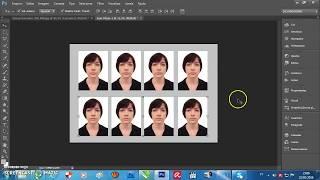 Criando foto 3x4 Photoshop CS6