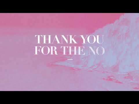 Tasha Layton //Thank You For The No (Lyric Video)