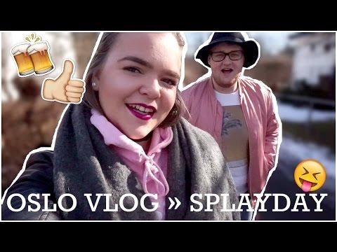 OSLO VLOG » LEGEVAKTEN, SPLAYDAY OG YOUTUBERS | Nina Bentsen