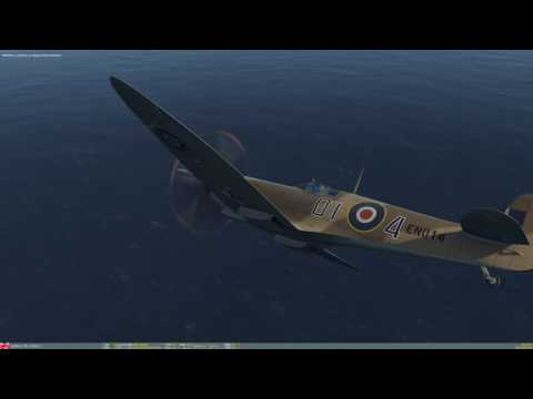 DCS World Spitfire Combat Air Patrol