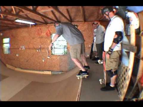 Ubergeek Ramp B-day Session
