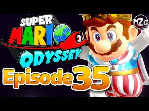 Dark Side of the Moon! - Super Mario Odyssey - Episode 35