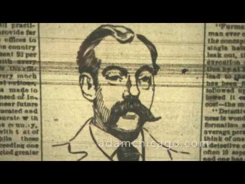 Hh Holmes And Jack The Ripper Chicago Evidence Youtube