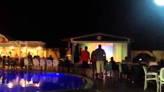 Europe - The Final Countdown (karaoke @ Kos, GR)