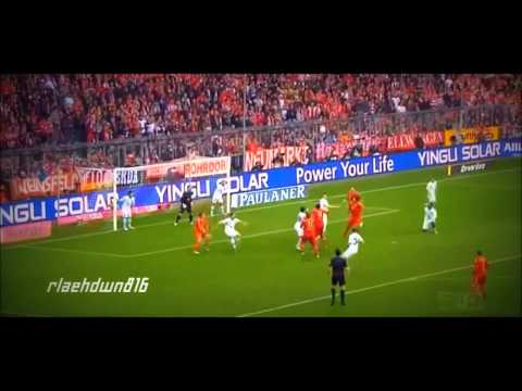 Javi Martinez | Goals - Skills - Passes | 2013
