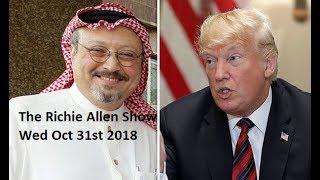 The Richie Allen Show - Wednesday October 31st 2018