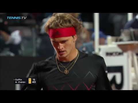 Djokovic Sets Nadal Clash, Zverev Marches On | Rome 2018 Quarter-Final Highlights