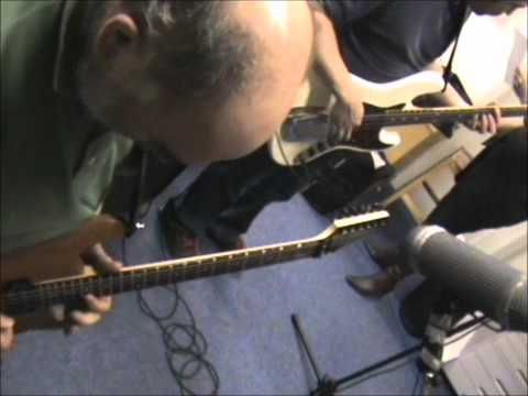 The D Chords At BBC Radio Orkney -piece of my heart