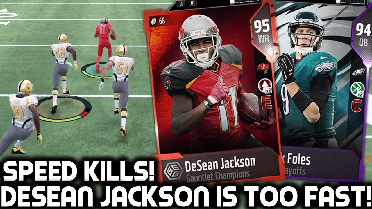 desean-jackson-is-too-fast-playoffs-nick-foles-more-madden-18-ultimate-team
