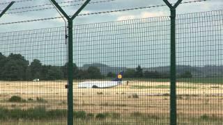 Lufthansa Boeing 737 roll out + Aeroflot  Airbus A319-100 landing + landing Lufthansa Embraer E195LR