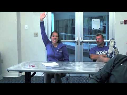 Gilmour Academy Athletics Social Media Movie