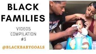 BLACK FAMILIES Videos Compilation #3 | Black Baby Goals