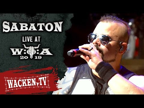 Sabaton - The Price of a Mile - Live at Wacken Open Air 2019