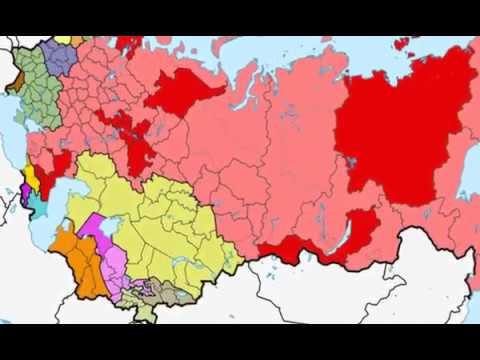 Казахстан - территориальная