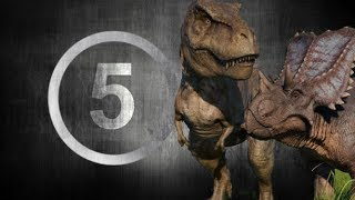 Top 5 NEWEST Dinosaur Games 2019
