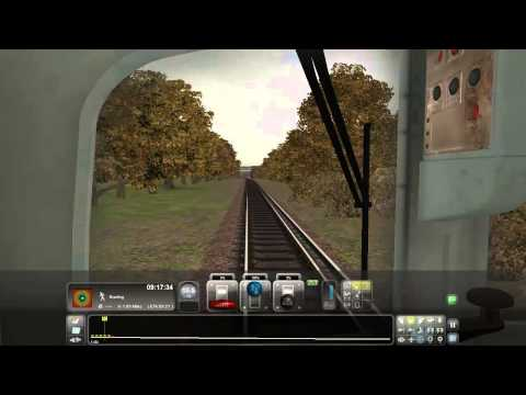 Train Simulator 2013, Isle of White, After the Flood