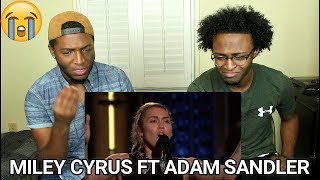 """Miley Cyrus Opens The Tonight Show with Moving Performance of """"No Freedom"""" (REACTION) Video"""