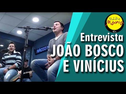 🔴 Radio Mania - João Bosco e Vinícius - Sorte é Ter Você