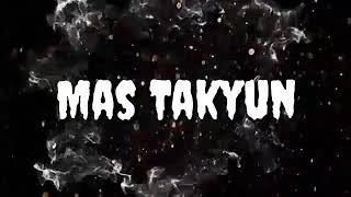 Gambar cover Takyun - Njukut Rapot