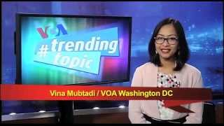 Kain Songket Tampil di New York Fashion Week - VOA Trending Topic