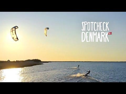 TRAUMSTRÄNDE IN DÄNEMARK | Kite Spotcheck Hvide Sande Und Umgebung