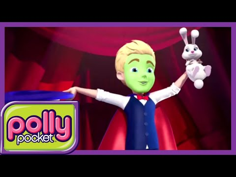 Polly Pocket full episodes | Rick goes green! | Fun Episodes