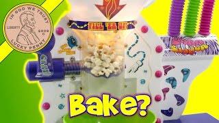 Easy Bake Popcorn Maker Light Bulb Popping!