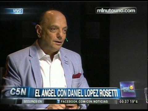 C5N - EL ANGEL DE LA MEDIANOCHE CON DANIEL ROSETTI