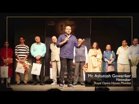 Mr. Ashutosh Gowariker,Filmmaker|Testimonials | Yugpurush – The Play
