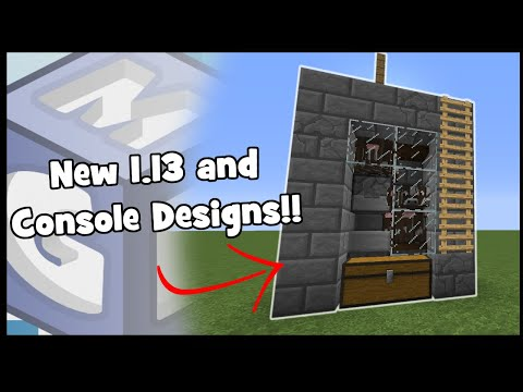 Most Efficient Cow Farm For CONSOLE And 1.13!!! | Minecraft Redstone Tutorial