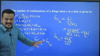 I PUC | Mathematics | CET/JEE | permutation and combinations, sequences and series.