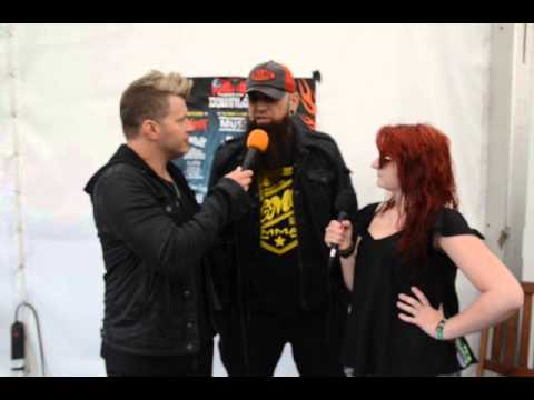 Download Festival 2015 TBFM Interviews Three Days Grace