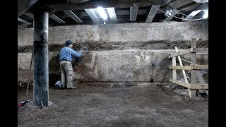 New Discoveries at the Western Wall Tunnels