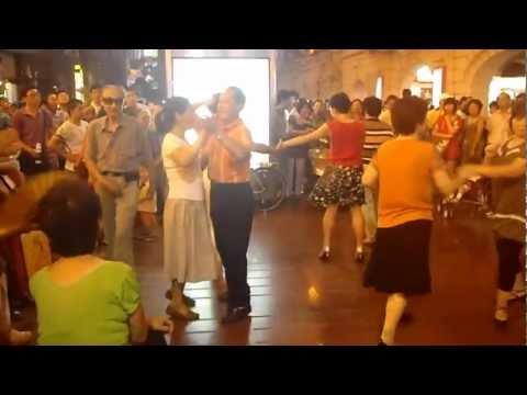 Nanjing street dance Shanghai